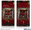 Zune HD Skin - Bed Of Roses