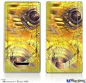 Zune HD Skin - Golden Breasts