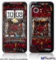HTC Droid Incredible Skin - Bed Of Roses