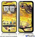 HTC Droid Incredible Skin - Golden Breasts