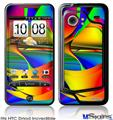 HTC Droid Incredible Skin - Inner Secrets 04