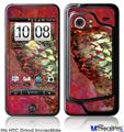 HTC Droid Incredible Skin - Sirocco